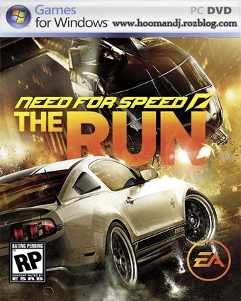دانلود کاور بازی need for speed run {برای کامپیوتر}